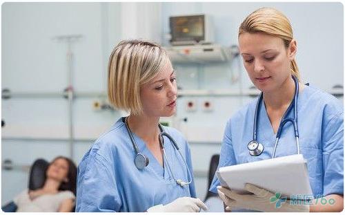 医院护士生活照片