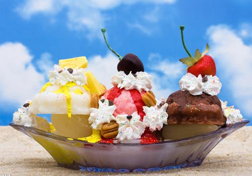 多可爱冰淇淋