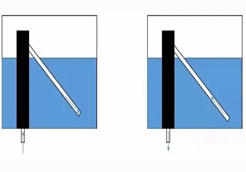 蓝色边图框矢量图