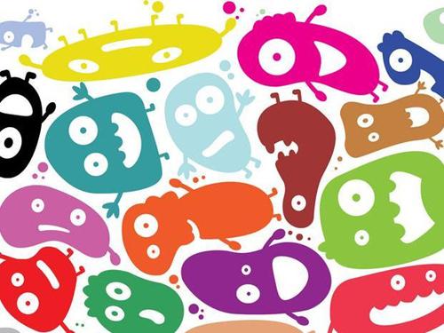 通过摄取适当的量,对食用者的身体健康能发挥有效作用的活菌,英文叫做