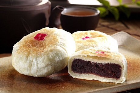 平民月饼PK贵族月饼