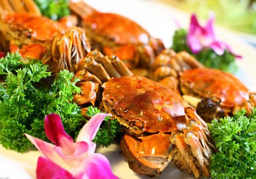 秋季吃螃蟹的好季节 螃蟹的健康吃法