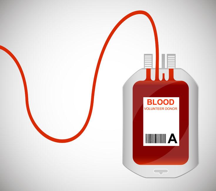A型血秒变O型血
